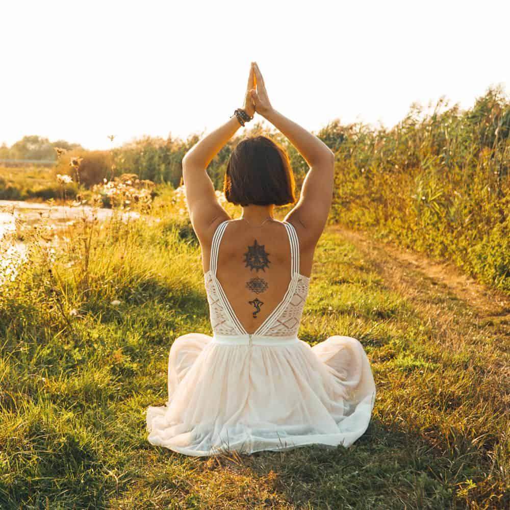 Mit Yoga kannst Du alt werden – und jung bleiben!