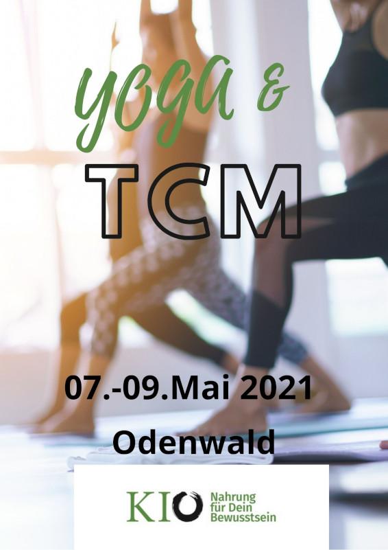 TCM & Yoga – Refresh yourself am 07.-09. Mai 2021